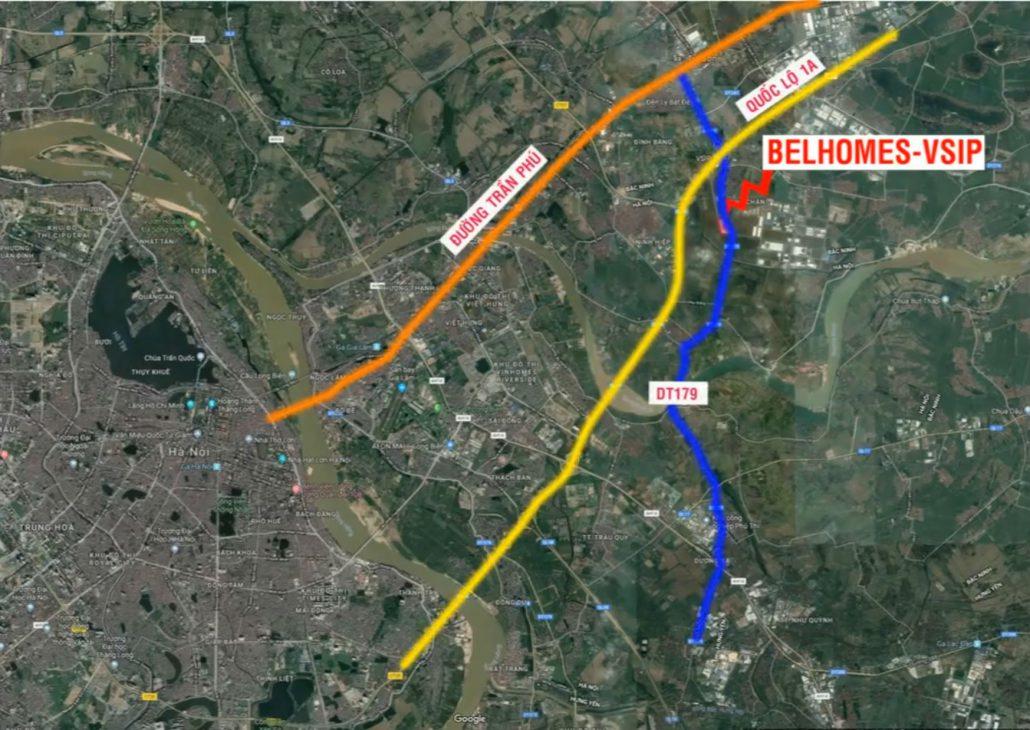 Khu đô thj Belhomes