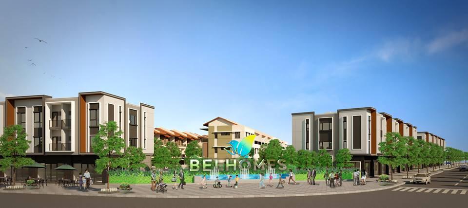 Belhomes – Vsip khu đô thị Sing – Việt